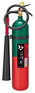 二酸化炭素消火器