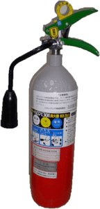 ハロン1301消火器