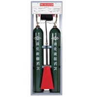 移動式二酸化炭素消火設備